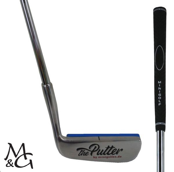 The Putter - Putter für Minigolf & Golf in 6 Längen