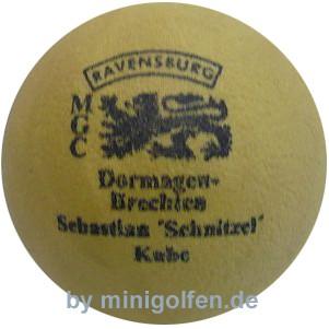 """Ravensburg Sebastian """"Schnitzel"""" Kube MGC Dormagen Brechten"""