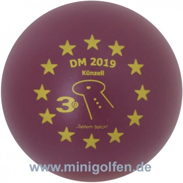 3D DM 2019 Künzell