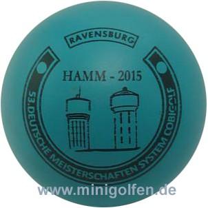 Ravensburg 53. Deutsche Meisterschaften Cobigolf Hamm 2015