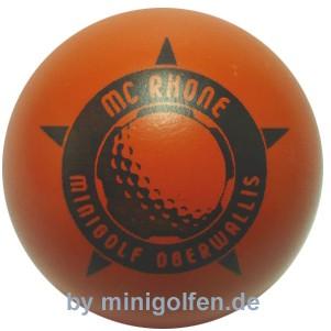 MC Rhone - Minigolf Oberwallis